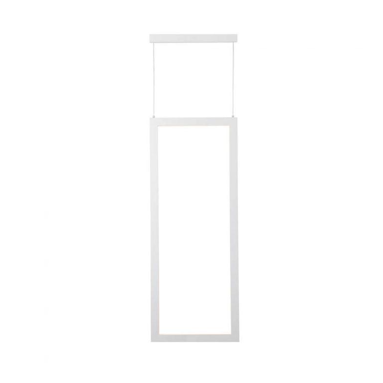 Pendente LED Newline 756LED3 Fit 23,1W 3000K Bivolt 295x800x28mm