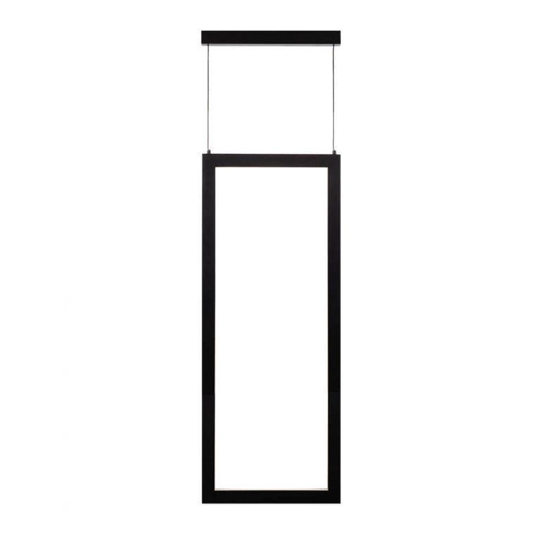 Pendente LED Newline 756LED4 Fit 23,1W 4000K Bivolt 295x800x28mm