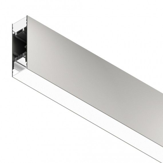 Pendente/Perfil LED MisterLED SLED9020N K39N Facho Duplo 2x14,4W/M 12V IP20 38x115mm