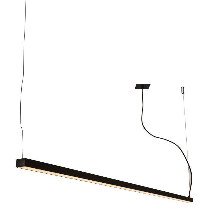 Pendente Usina 16364/100 Régua Nazca Iluminação Indireta 49x1000x47mm