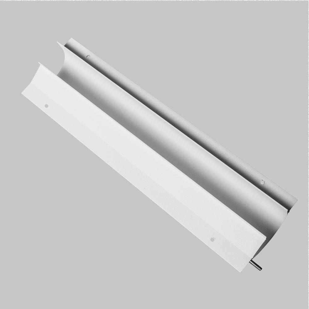 Perfil Embutir para Fita LED Usina 30660/200 Fenda No Frame 200cm 83x2000x40mm