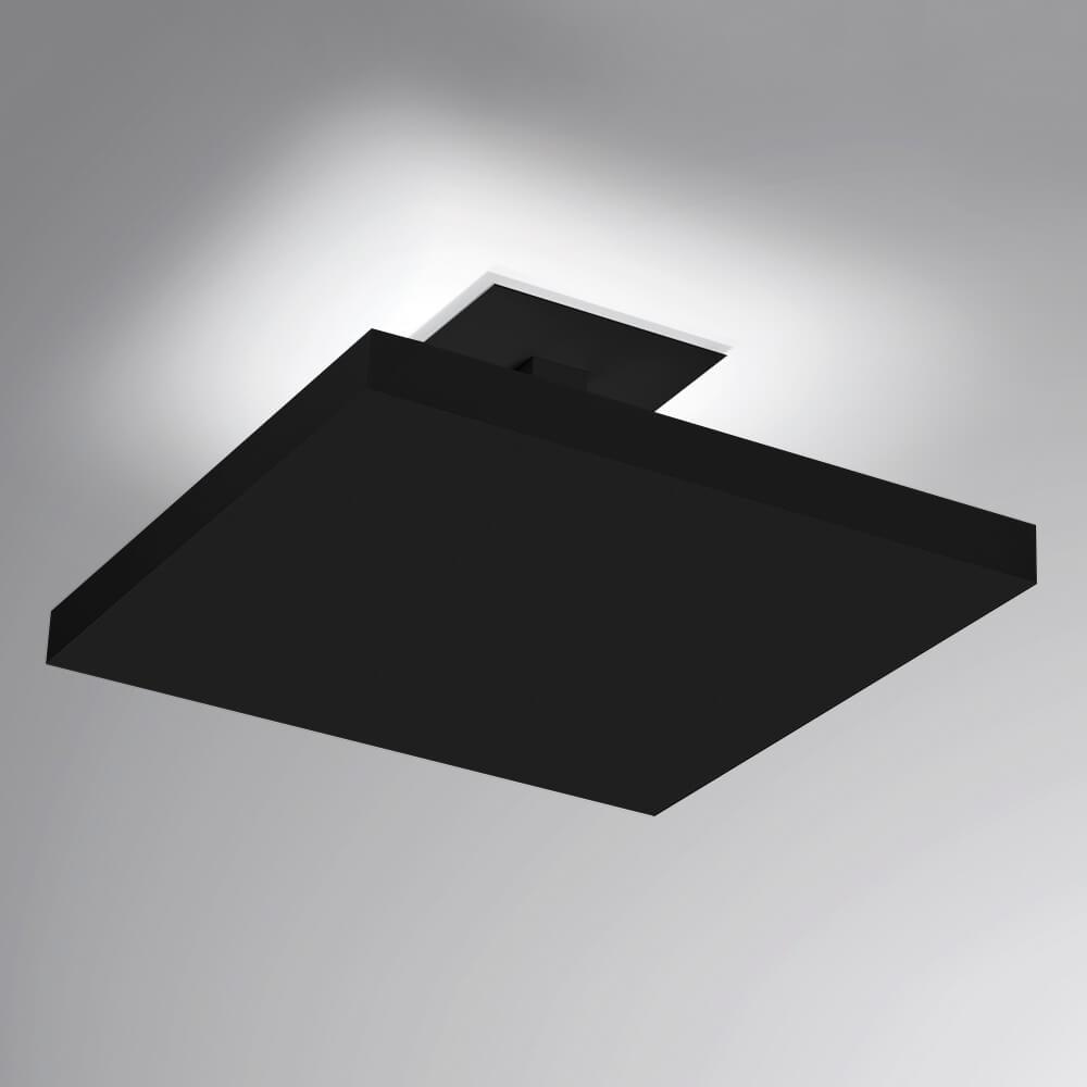 Plafon Sobrepor LED Newline 530LED4 Tray LED 25,2W 4000K Bivolt 400x400x140mm