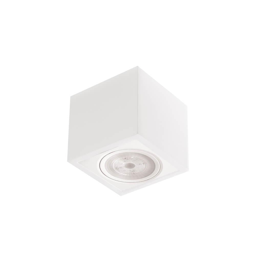 Plafon LED Newline 560 Box LED Sobrepor 3W 3000K 90x90x70mm