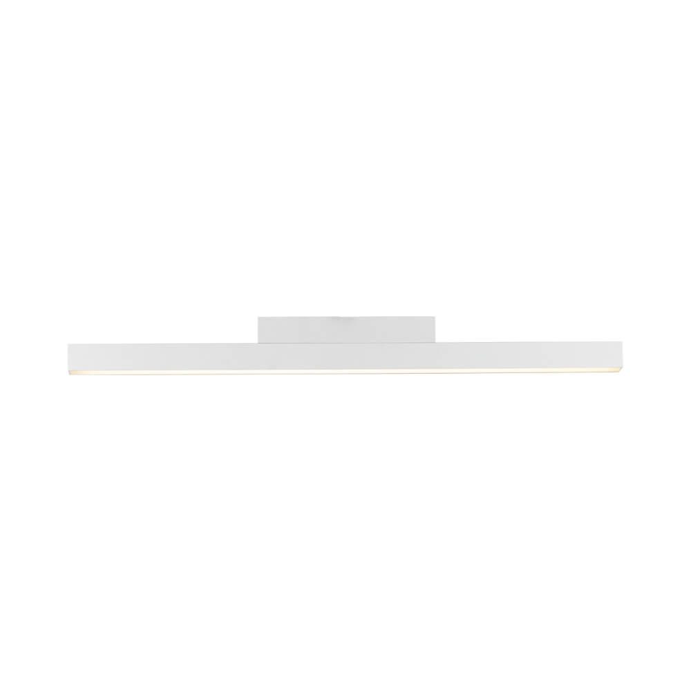 Plafon LED Newline 630LED4 Fit Sobrepor 16W 4000K Bivolt 580x25x57mm