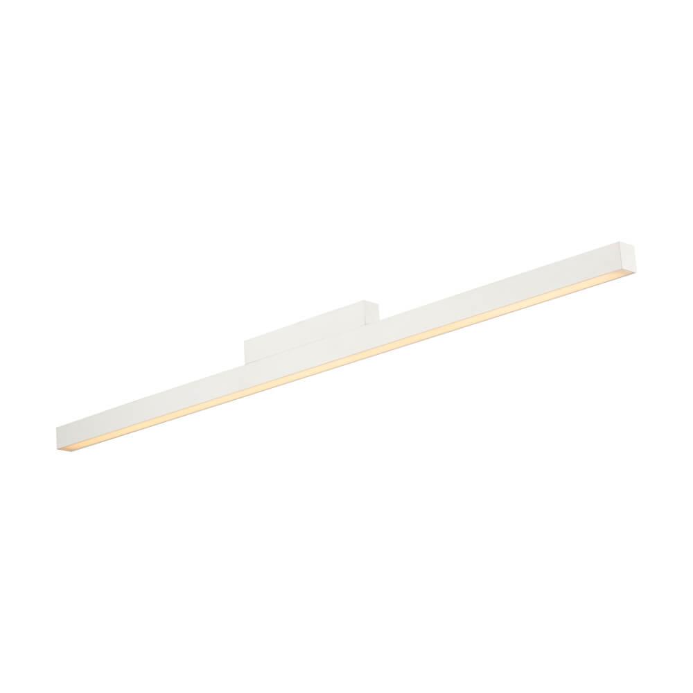 Plafon LED Newline 631LED4 Fit Sobrepor 24W 4000K Bivolt 860x25x57mm