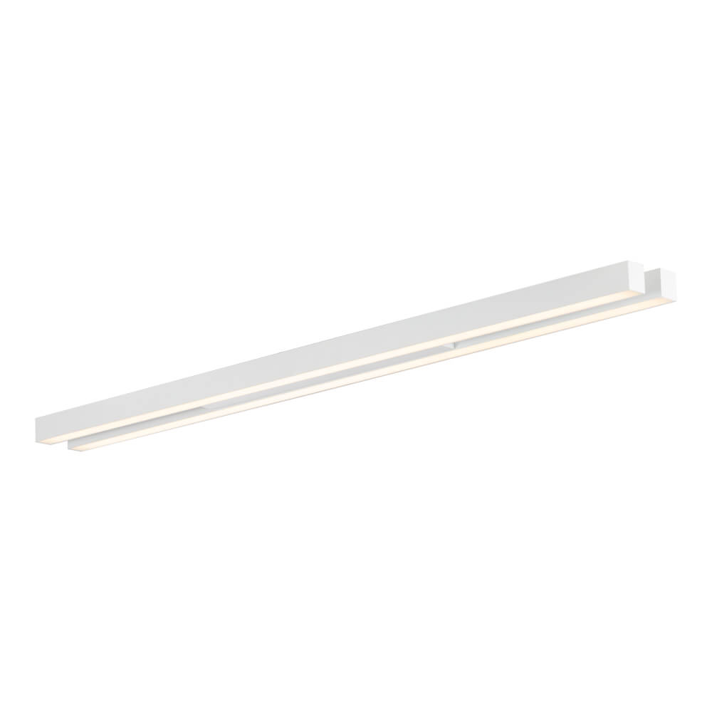 Plafon LED Newline 641LED3 Fit Sobrepor 48W 3000K Bivolt 860x75x30mm