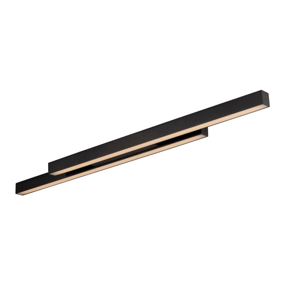 Plafon LED Newline 643LED4 Fit Sobrepor 32W 4000K Bivolt 760x75x30mm