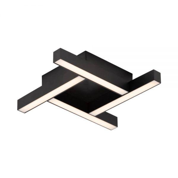 Plafon LED Newline 680LED4 FIT 16,8W 4000K Bivolt 315x315x58mm