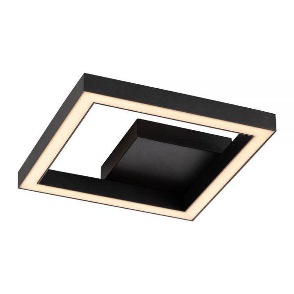 Plafon LED Newline 690LED3 FIT 25,2W 3000K Bivolt 280x280x58mm