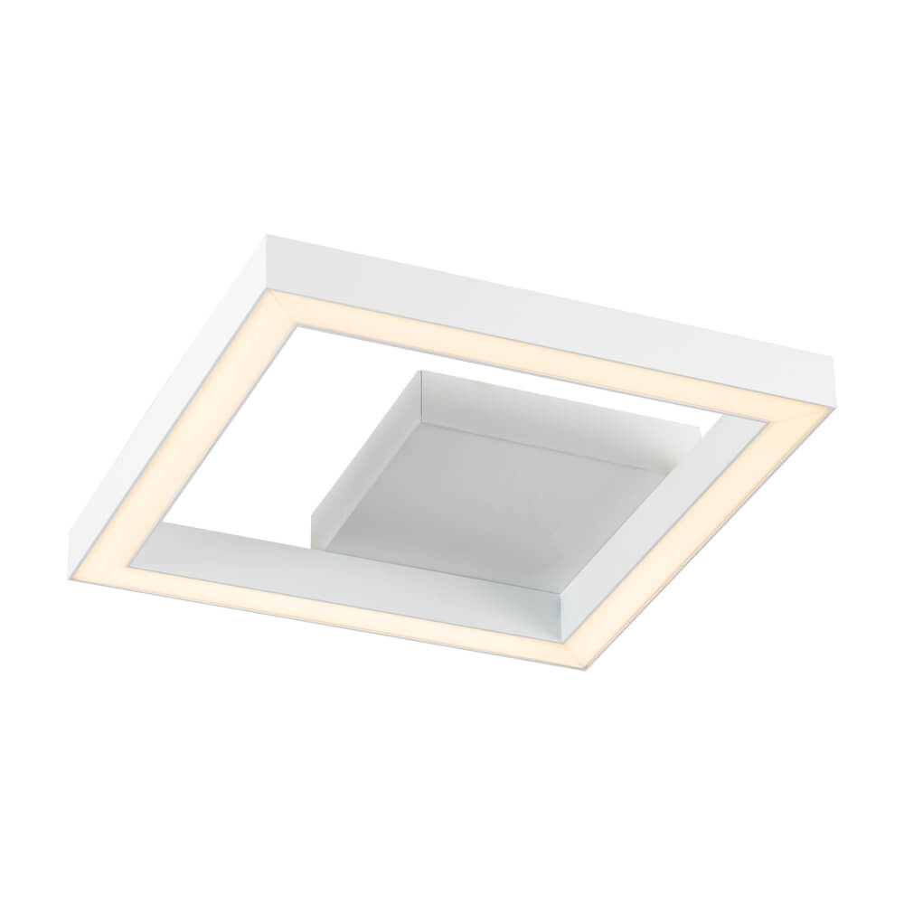 Plafon LED Newline 690LED4 FIT 25,2W 4000K Bivolt 280x280x58mm