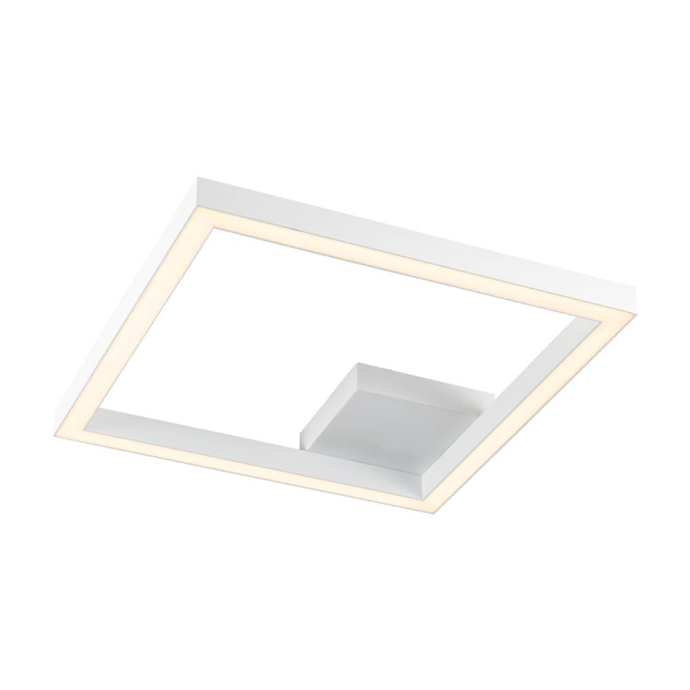 Plafon LED Newline 691LED3 FIT 33,6W 3000K Bivolt 410x410x58mm