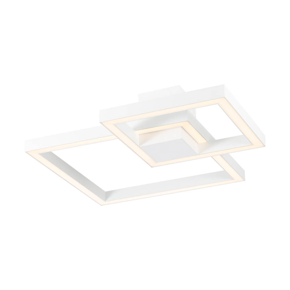 Plafon LED Newline 701LED4 FIT 58,8W 4000K Bivolt 535x535x132mm