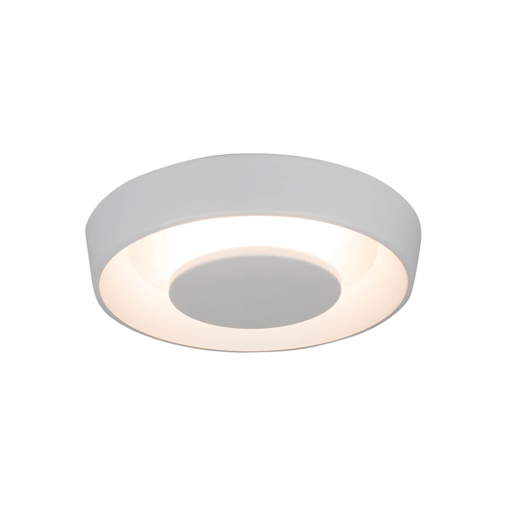 Plafon LED Newline 451LED2 Iris Sobrepor 24W 2700K 220V Ø470x102mm