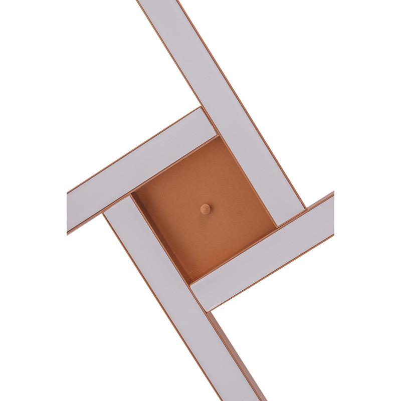 Plafon Led Usina 19265/42LED4 Dora 24,4W 4000K 425x425x65mm