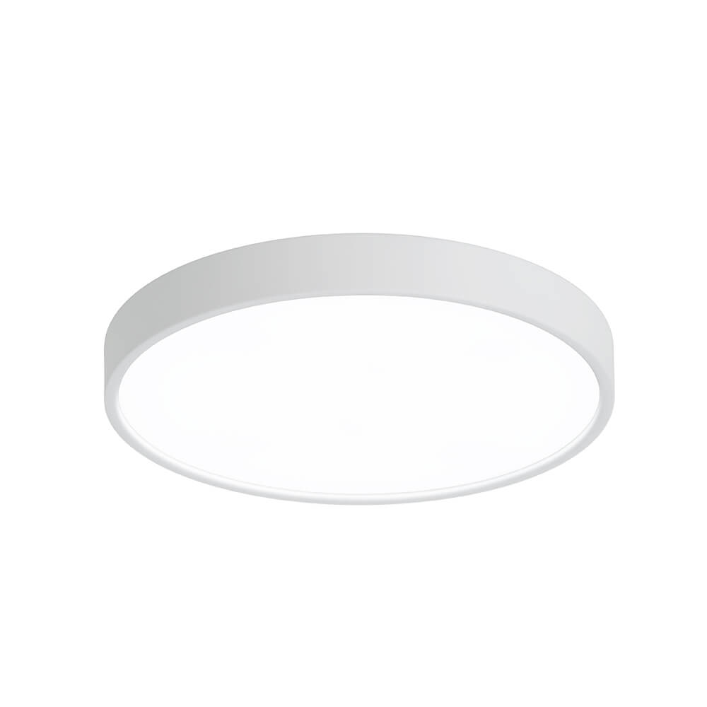 Plafon Sobrepor Newline 9046 Ring 3L E27 Ø400x105mm