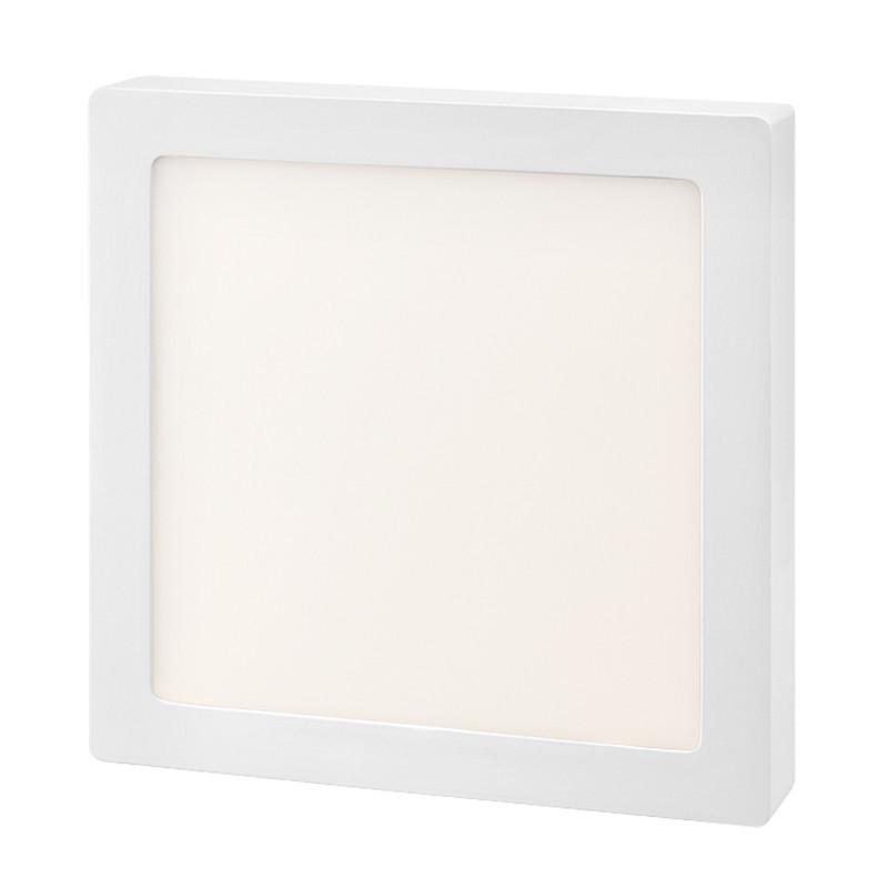 Plafon Sobrepor LED Quadrado Gaya 9954 18W 6000K IP20 Bivolt 205x205mm