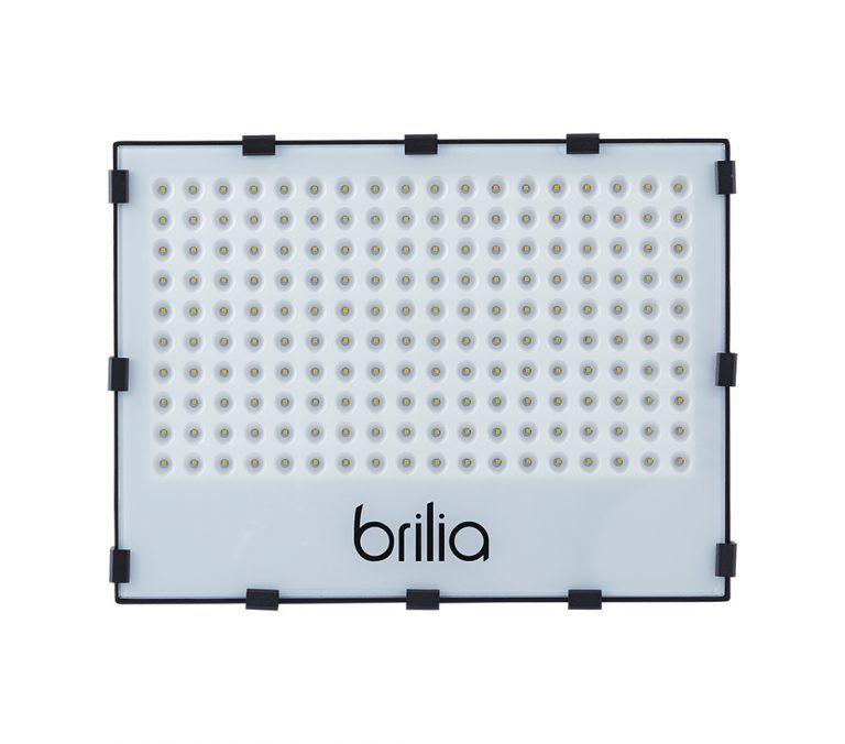 Projetor LED Brilia 303133 200W 6500K 74,8G Bivolt