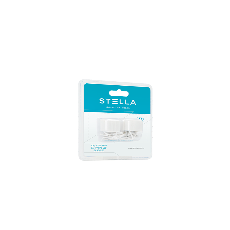 Soquete Stella Base GU10 STH5599