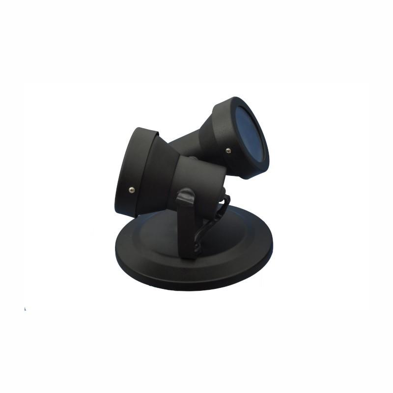 Spot Canopla DM Lumi 242/2 1L AR70 GU10 85x85x170mm