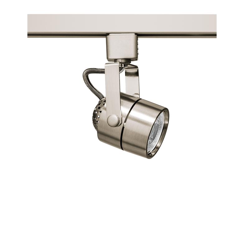 Spot Para Trilho Eletrificado Stella SD1050ST MR16 1L Dicróica/PAR16 GU10 75x122mm - Satin Silver