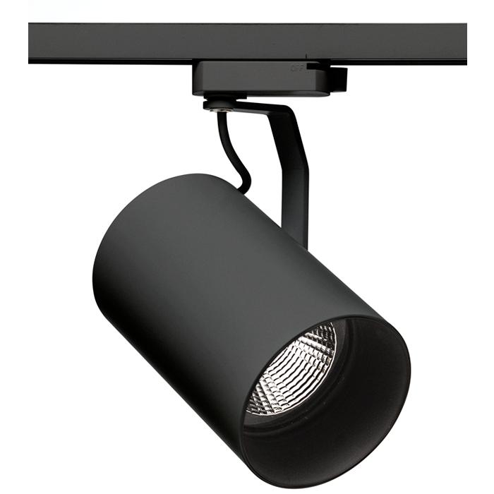 Spot Para Trilho Eletrificado Stella SD1960PTO Flow 1L E27 PAR30 160x179mm - Preto