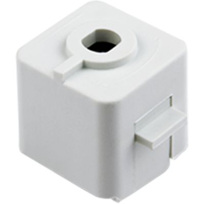 Adaptador Bella Para Trilho DL022B Branco