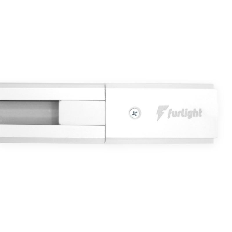 Trilho Eletrificado Furlight FL3002 100cm Branco