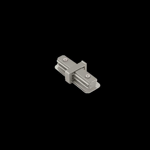 Conexão Para Trilho Eletrificado Sobrepor Stella SD1043ST - Satin Silver