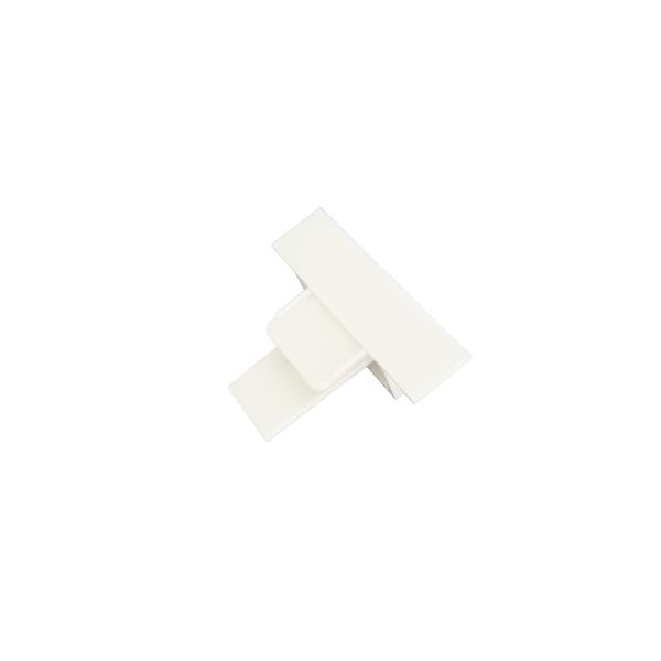 Ponteira Para Trilho Eletrificado Embutir Stella SD1209BR - Branco