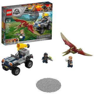 A Perseguiçao Ao Pteranodonte 126 Peças Lego