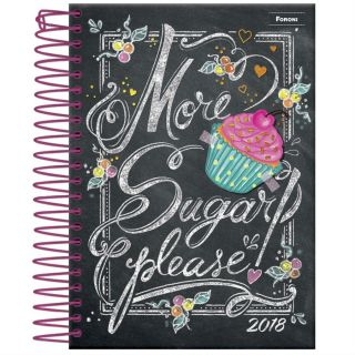 Agenda 2018 Cupcake Foroni