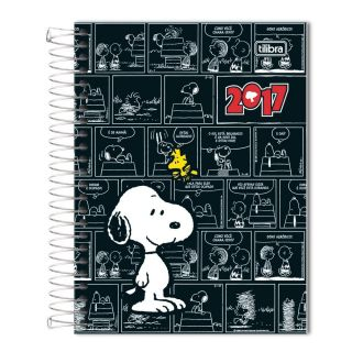 Agenda Snoopy M4 Tilibra