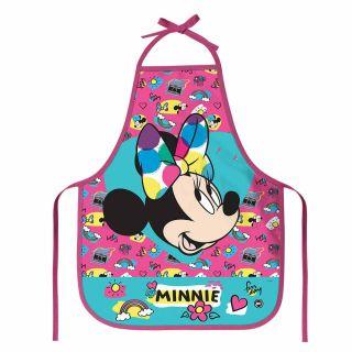 Avental Infantil Minnie Dac