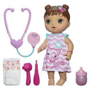 Baby Alive Cuida De Mim Morena Hasbro