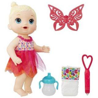 Baby Alive Hora Da Festa Loira Hasbro