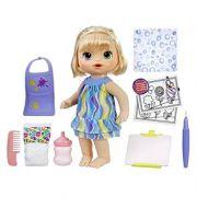 Baby Alive Pequena Artista Loira Hasbro