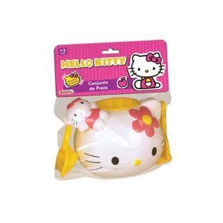 Balde De Praia Hello Kitty Novabrink