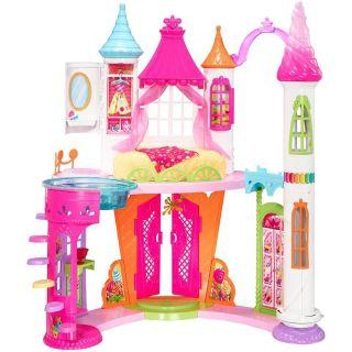 Barbie Castelo Dos Doces Mattel