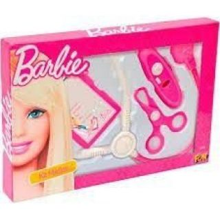 Barbie Kit Medica Basico Fun