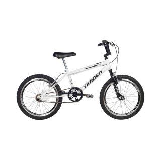 Bicicleta Aro 20 Masculina Trust Branca Verden