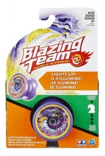 Blazing Team Ioio Ligntstorm Hasbro
