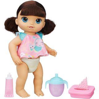 Boneca Baby Alive Fraldinha Magica Hasbro
