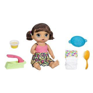 Boneca Baby Alive Morena Espaguete Hasbro