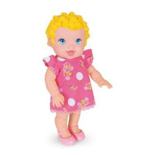 Boneca Babys Collection Faz Xixi Super Toys