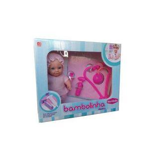 Boneca Bambolinha Dodoi Bambola