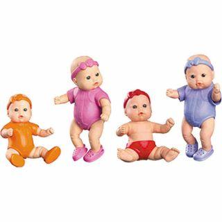 Boneca Bebe Mania Aroma Roma 1 Unidade