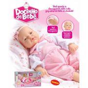 Boneca Docinho De Bebe Diver Toys
