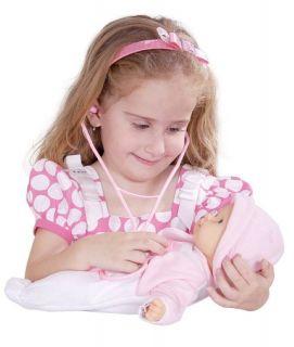 Boneca Dodoi Baby Super Toys