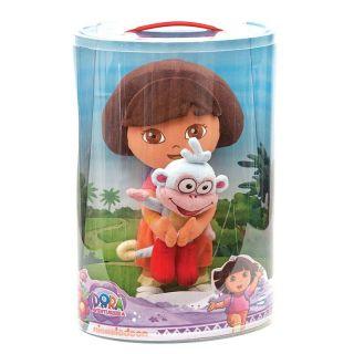 Boneca Dora Com Botas A Aventureira Multibrink