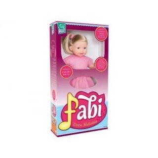 Boneca Fabi Doce Melodia Super Toy